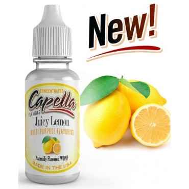 Aromat Capella Juicy Lemon