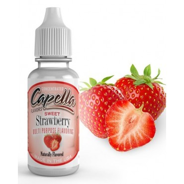 Aromat Capella Sweet Strawberry