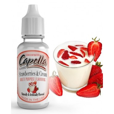 Aromat Capella Strawberries and Cream