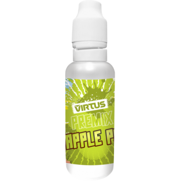 20ml Virtus Premix Apple Pie