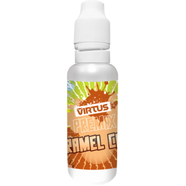 20ml Virtus Premix Caramel...