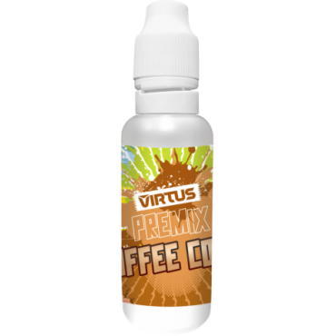 20ml Virtus Premix Toffee...