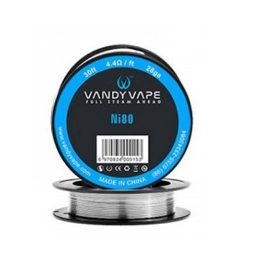 Vandy Vape Wire NI80
