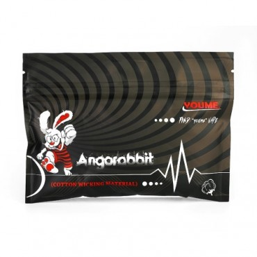 Angorabbit Vape Cotton black